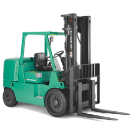 cushion-forklift