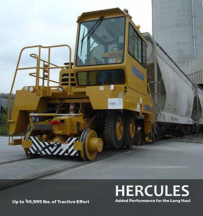 Hercules-Trackmobile