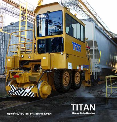 Titan-trackmobile